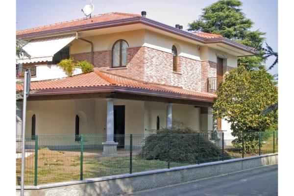 villa basilico - ARCHITETTURA ed INTORNI