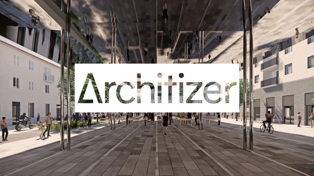 """The Mirror Market"" featured on Architizer"