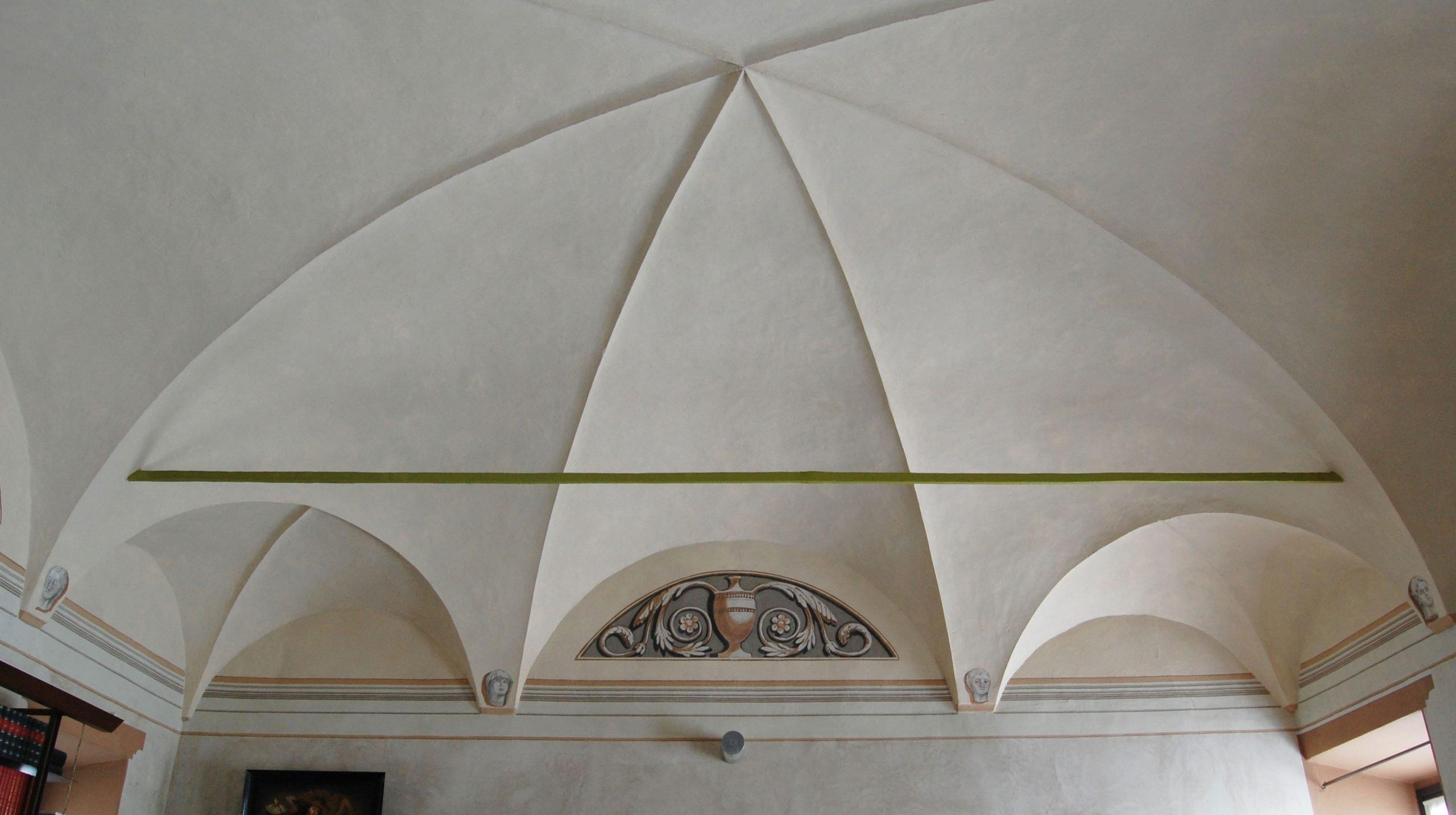 Monastero di Lambrugo I - ARCHITETTURA ed INTORNI