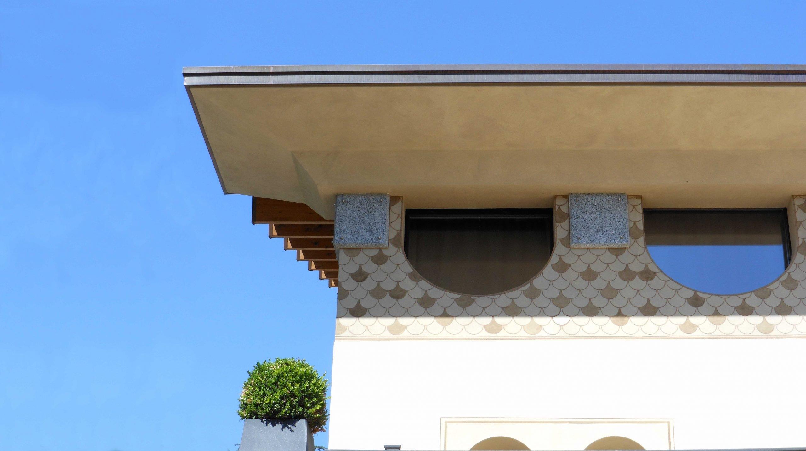 Private Villa - ARCHITETTURA ed INTORNI