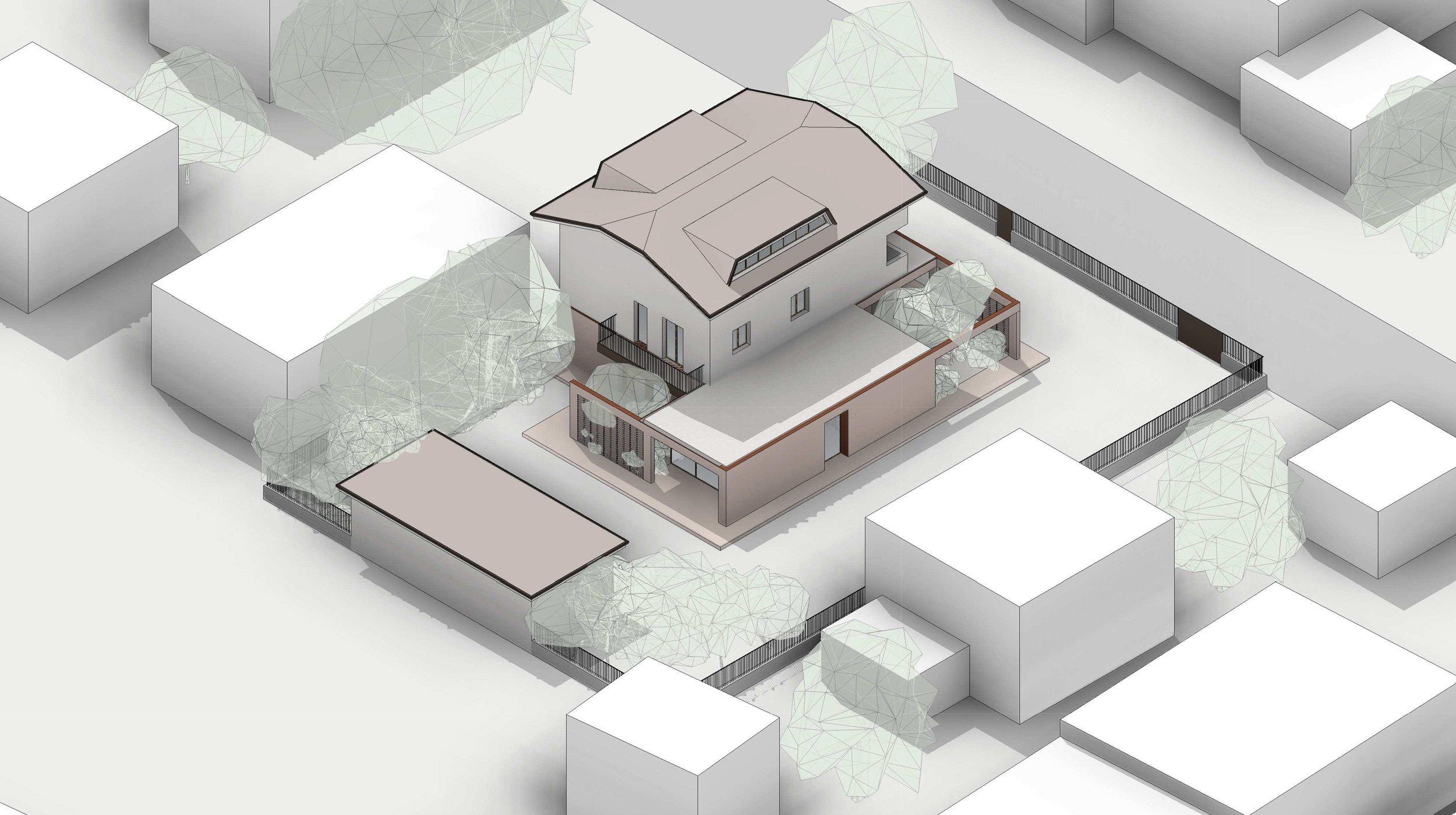 RB House - ARCHITETTURA ed INTORNI